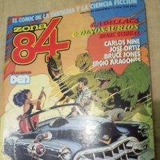 Cómics: COMIC ZONA 84 NUMEROS 71,72,73. Lote 235813680