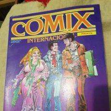 Cómics: COMIC COMIX INTERNACIONAL NUMEROS 60,61 Y 62. Lote 235815385
