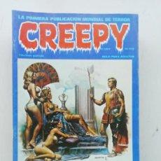 Cómics: CREEPY. Lote 235868940
