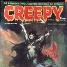 Cómics: CREEPY Nº 6. 2ª EDICIÓN. TOUTAIN 1979. Lote 235896085