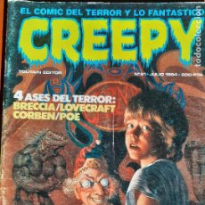 Cómics: CREEPY Nº 61. TOUTAIN. BUENO. Lote 235897030