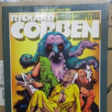 Fumetti: RICHARD CORBEN - OBRAS COMPLETAS Nº 5 - UNDERGROUND - TOUTAIN EDITOR. Lote 236184820