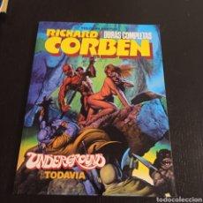 Cómics: UNDERGROUND TODAVÍA - RICHARD CORBEN. Lote 236320505