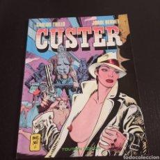 Cómics: CUSTER - CARLOS TRILLO / JORDI BERNET. Lote 236335720
