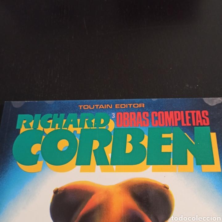 Cómics: Underground - Richard Corben - Foto 4 - 236337015