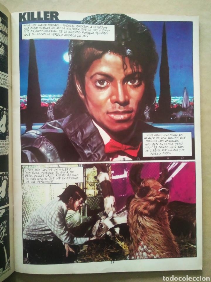 Cómics: Tótem El Cómix Nueva Época n°4 (Toutain, 1987). 84 páginas a color y B/N. - Foto 3 - 236393845