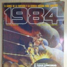 Cómics: REVISTA 1984 Nº 62. Lote 236685070