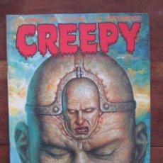 Cómics: CREEPY Nº 15. SEGUNDA ÉPOCA. EL COMIC DEL TERROR Y LO FANTÁSTICO. TOUTAIN EDITOR 1990. Lote 236756615