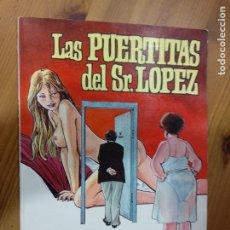 Fumetti: LAS PUERTITAS DEL SR. LOPEZ - TRILLO ALTUNA - TOUTAIN EDITOR. Lote 236767360