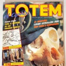 Cómics: TOTEM EL CÓMIX Nº1. Lote 236797380