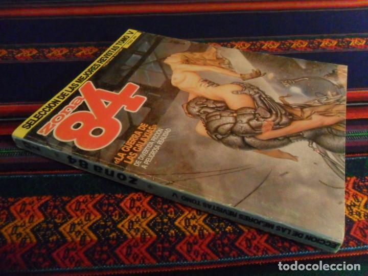 ZONA 84 TOMO V CON NºS 12 5 10 31. TOUTAIN EDITOR 1984 750 PTS. LA GUERRA DE LAS GALAXIAS. (Tebeos y Comics - Toutain - Zona 84)