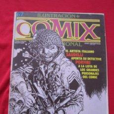 Cómics: ILUSTRACION + COMIX INTERNACIONAL. Nº 67. OESTERHELD, EISNER, ENKI BILAL, ETC. TOUTAIN EDITOR. Lote 236897630