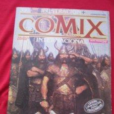 Cómics: ILUSTRACION + COMIX INTERNACIONAL. Nº 39. LIBERATORE, EISNER, LAUZIER, ETC. TOUTAIN EDITOR. Lote 236944795
