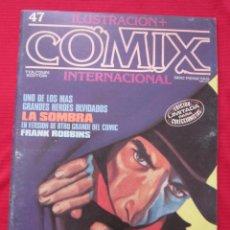 Cómics: ILUSTRACION + COMIX INTERNACIONAL. Nº 47. MANARA, EISNER, LAUZIER, ETC. TOUTAIN EDITOR. Lote 236945955