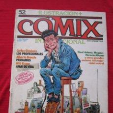 Cómics: ILUSTRACION + COMIX INTERNACIONAL. Nº 52. COLAN, EISNER, LAUZIER, ETC. TOUTAIN EDITOR. Lote 236946265