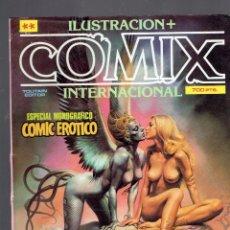 Cómics: ILUSTRACION +COMIX INTERNACIONAL EXTRA N,17- 1984 FANTASIA Y CIENCIA FICCION EDITORIAL TOUTAIN 1984. Lote 237026555
