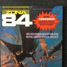 Fumetti: ZONA 84 - Nº 90 - REVISTA DE CÓMIC - 1ª EDICION - TOUTAIN - 1991 - ¡NUEVO!. Lote 237443755