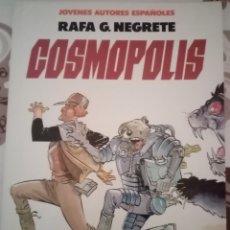 Cómics: COSMOPOLIS: RAFA G. NEGRETE: JOVENES AUTORES ESPAÑOLES: TOUTAIN. Lote 237498705