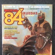 Cómics: ZONA 84 - Nº 80 - REVISTA DE CÓMIC - 1ª EDICION - TOUTAIN - 1991 - ¡NUEVO!. Lote 237650280