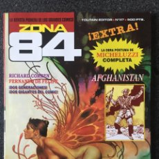 Cómics: ZONA 84 - Nº 87 - REVISTA DE CÓMIC - 1ª EDICION - TOUTAIN - 1991 - ¡NUEVO!. Lote 237650780