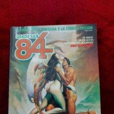 Cómics: COMIC RETAPADO ZONA 84 CON LOS NUMEROS 50,51 Y 52/RICHARD CORBEN/ORTIZ/SEGURA/BERNET/CIENCIA FICCIÓN. Lote 237678960