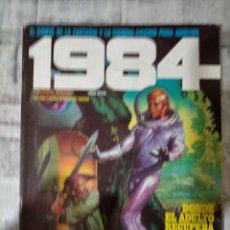 Cómics: 1984. COMIC DE CIENCIA FICCIÓN Y FANTASÍA. Nº 46 TOUTAIN EDITOR 2 ED. Lote 237694800