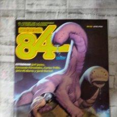 Cómics: 1984. COMIC DE CIENCIA FICCIÓN Y FANTASÍA. Nº 13 TOUTAIN EDITOR 2 ED. Lote 237695135