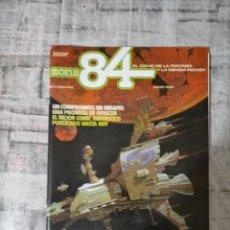 Cómics: 1984. COMIC DE CIENCIA FICCIÓN Y FANTASÍA. Nº 1 TOUTAIN EDITOR 2 ED. Lote 237695185