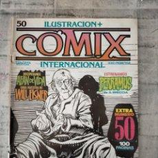 Cómics: ILUSTRACION COMIC INTERNACIONAL N 50. Lote 237852820