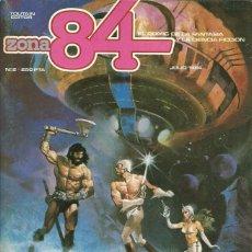 Cómics: ZONA 84. NUMEROS 2 AL 35 EXCEPTO 6 NUMEROS (FALTAN EL 6,17,23,28,30,31). TOUTAIN. Lote 230065650