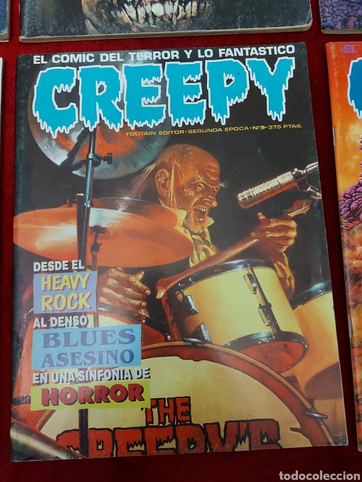 Cómics: COMIC CREEPY SEGUNDA EPOCA NUMEROS:1,2,3,5,7,8,9,10,11,12,13,14,16 Y 19/RICHARD CORBEN/TERROR/MIEDO - Foto 6 - 238134640