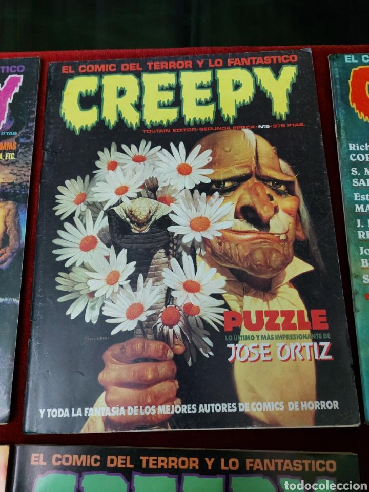 Cómics: COMIC CREEPY SEGUNDA EPOCA NUMEROS:1,2,3,5,7,8,9,10,11,12,13,14,16 Y 19/RICHARD CORBEN/TERROR/MIEDO - Foto 16 - 238134640