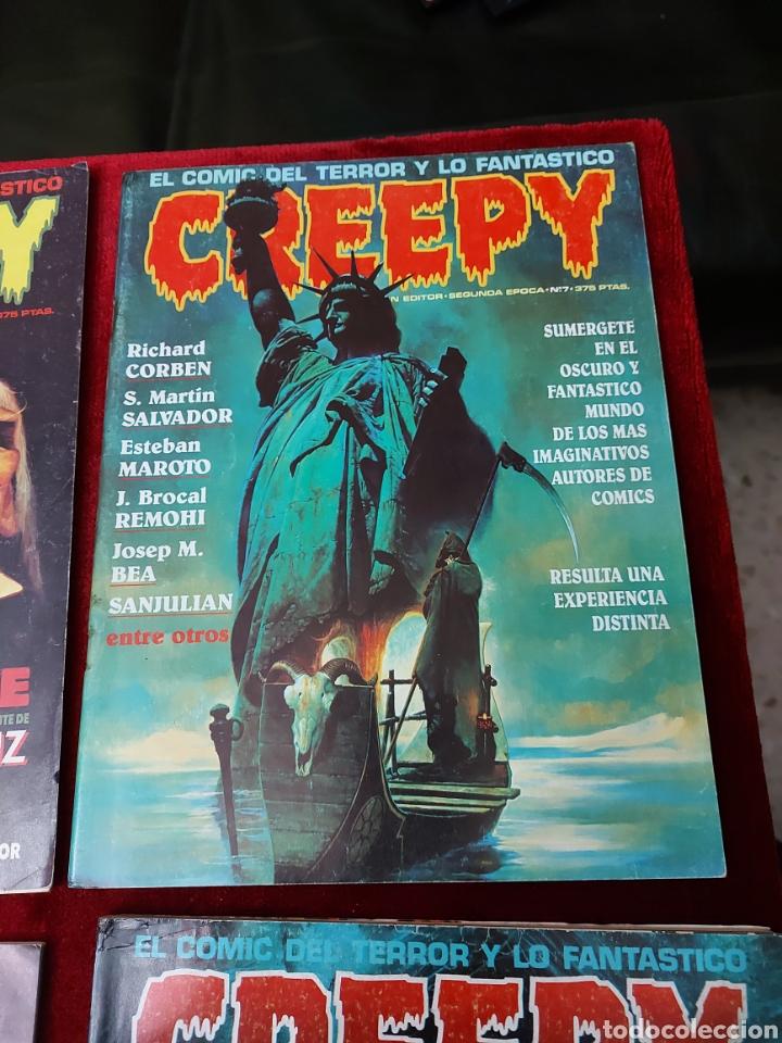 Cómics: COMIC CREEPY SEGUNDA EPOCA NUMEROS:1,2,3,5,7,8,9,10,11,12,13,14,16 Y 19/RICHARD CORBEN/TERROR/MIEDO - Foto 17 - 238134640