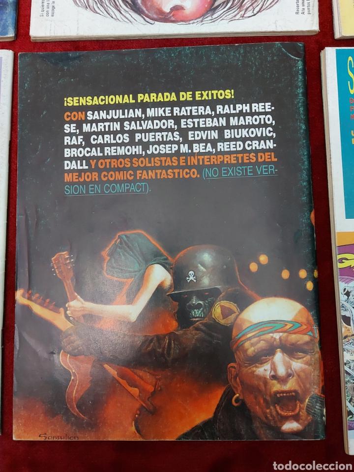 Cómics: COMIC CREEPY SEGUNDA EPOCA NUMEROS:1,2,3,5,7,8,9,10,11,12,13,14,16 Y 19/RICHARD CORBEN/TERROR/MIEDO - Foto 20 - 238134640