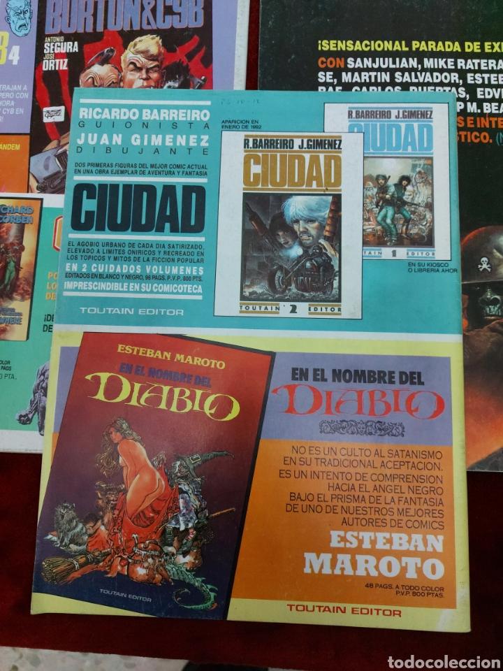 Cómics: COMIC CREEPY SEGUNDA EPOCA NUMEROS:1,2,3,5,7,8,9,10,11,12,13,14,16 Y 19/RICHARD CORBEN/TERROR/MIEDO - Foto 24 - 238134640