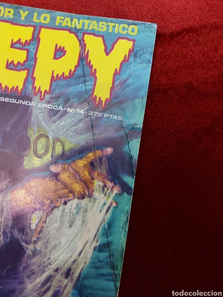 Cómics: COMIC CREEPY SEGUNDA EPOCA NUMEROS:1,2,3,5,7,8,9,10,11,12,13,14,16 Y 19/RICHARD CORBEN/TERROR/MIEDO - Foto 33 - 238134640