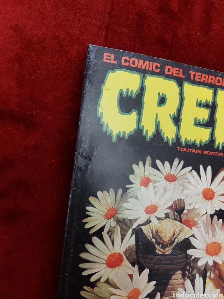 Cómics: COMIC CREEPY SEGUNDA EPOCA NUMEROS:1,2,3,5,7,8,9,10,11,12,13,14,16 Y 19/RICHARD CORBEN/TERROR/MIEDO - Foto 35 - 238134640