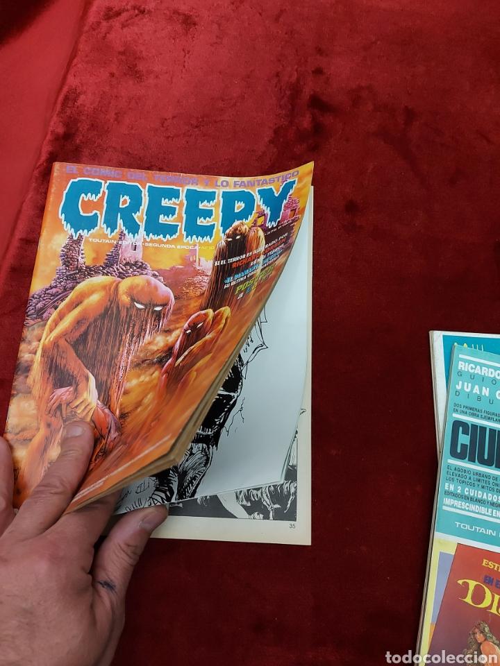 Cómics: COMIC CREEPY SEGUNDA EPOCA NUMEROS:1,2,3,5,7,8,9,10,11,12,13,14,16 Y 19/RICHARD CORBEN/TERROR/MIEDO - Foto 47 - 238134640