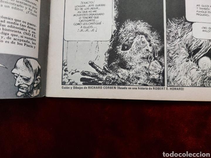 Cómics: CREEPY 1°EPOCA NUMEROS:7,12,13,15,21,22,34,37,43 Y 44 ,EL COMIC DEL TERROR Y LO FANTASTICO/CORBEN - Foto 44 - 238315595