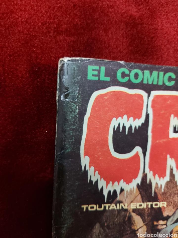 Cómics: CREEPY 1°EPOCA NUMEROS:41,43,57,58,50,60 Y 69 ,EL COMIC DEL TERROR Y LO FANTASTICO/PANICO/MIEDO - Foto 4 - 238324230