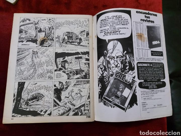 Cómics: CREEPY 1°EPOCA NUMEROS:41,43,57,58,50,60 Y 69 ,EL COMIC DEL TERROR Y LO FANTASTICO/PANICO/MIEDO - Foto 6 - 238324230