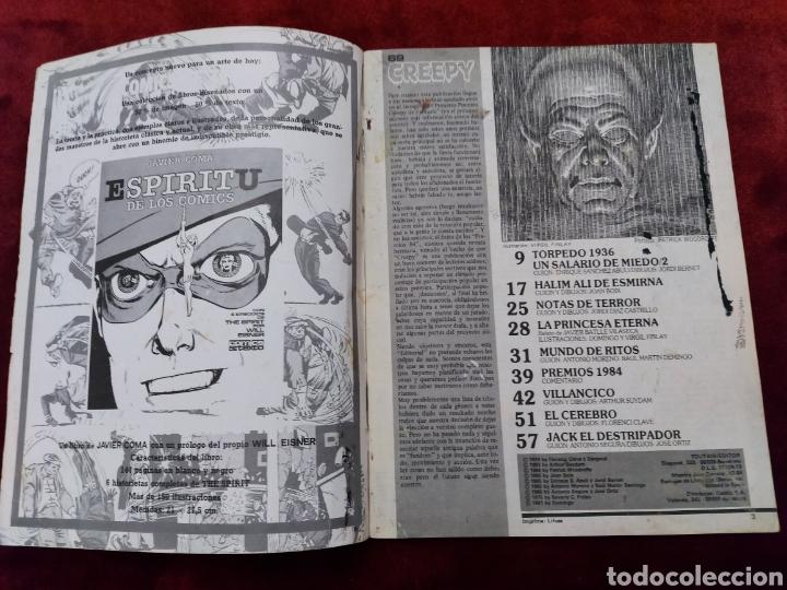 Cómics: CREEPY 1°EPOCA NUMEROS:41,43,57,58,50,60 Y 69 ,EL COMIC DEL TERROR Y LO FANTASTICO/PANICO/MIEDO - Foto 32 - 238324230