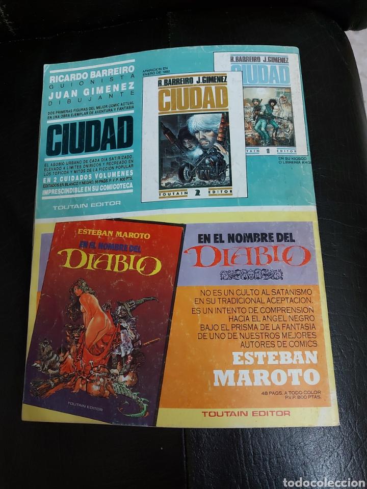 Cómics: CREEPY SEGUNDA EPOCA NUMEROS 3,7,8,10,11,12,13 Y 19 ,EL COMIC DEL TERROR Y LO FANTASTICO/CORBEN - Foto 5 - 238346710
