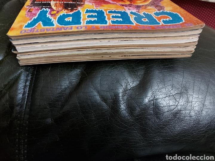 Cómics: CREEPY SEGUNDA EPOCA NUMEROS 3,7,8,10,11,12,13 Y 19 ,EL COMIC DEL TERROR Y LO FANTASTICO/CORBEN - Foto 21 - 238346710