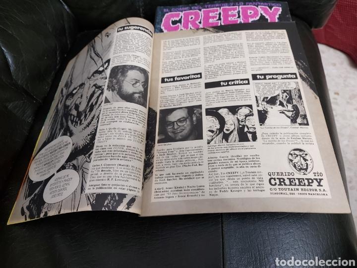 Cómics: CREEPY SEGUNDA EPOCA NUMEROS 3,7,8,10,11,12,13 Y 19 ,EL COMIC DEL TERROR Y LO FANTASTICO/CORBEN - Foto 31 - 238346710