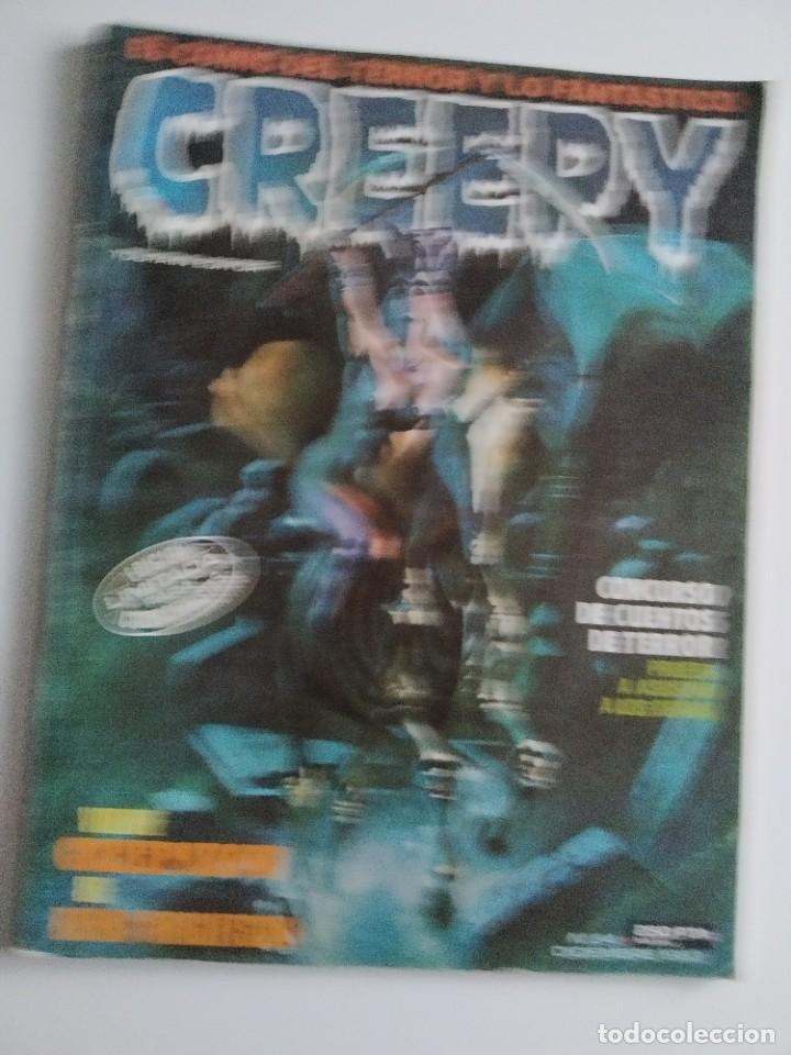 CREEPY Nº 54 ~ TOUTAIN ~ (Tebeos y Comics - Toutain - Creepy)