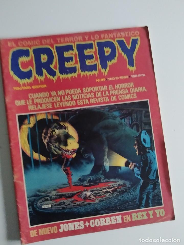 CREEPY Nº 47 ~ TOUTAIN ~ (Tebeos y Comics - Toutain - Creepy)