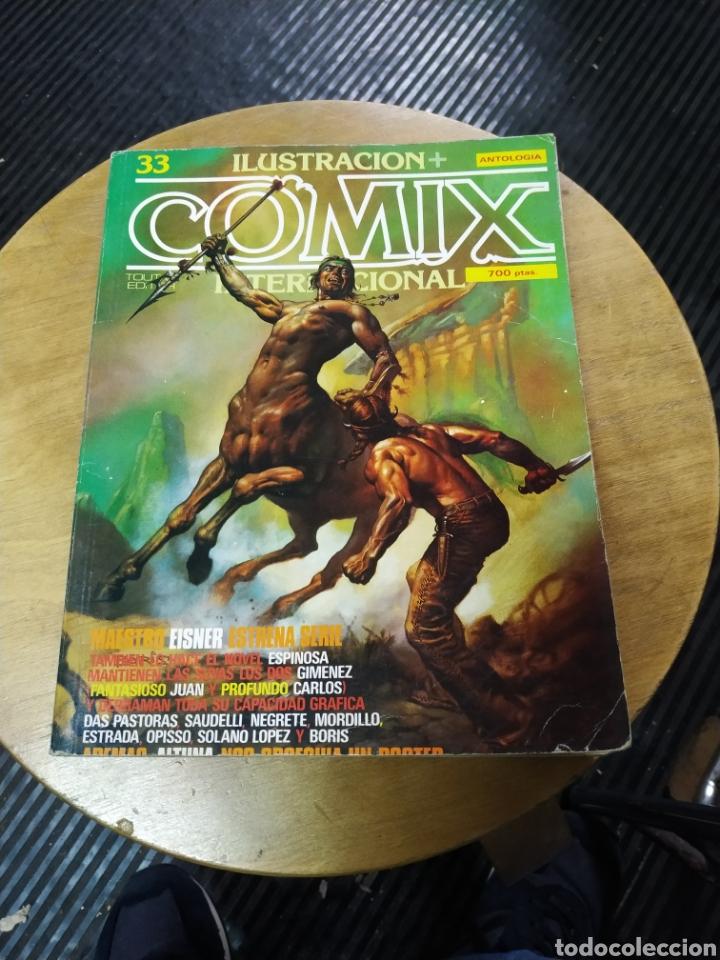 ANTOLOGÍA COMIX INTERNACIONAL 30-39-48 (TOUTAIN) (Tebeos y Comics - Toutain - Comix Internacional)