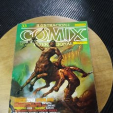 Cómics: ANTOLOGÍA COMIX INTERNACIONAL 30-39-48 (TOUTAIN). Lote 240188605