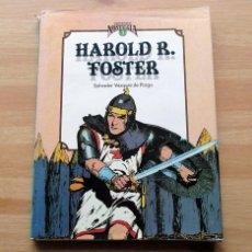 Cómics: HAROLD R. FOSTER - SALVADOR VAZQUEZ DE PARGA - NOSTALGIA 3. Lote 240251675